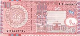 BANGLADESH   10 Taka   2004   P. 39c   UNC - Bangladesh