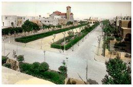 ALMERIA : Ville Jardin - Almería