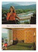 14736-LE-66-HOTEL RESTAURANT-LE GRILLON D'OR-LE BOULOU-Vue Sur Les Albères---------vues Multiples Diverses - Autres Communes