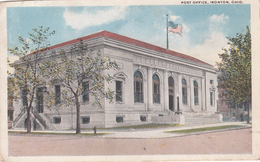 G , Cp , ÉTATS-UNIS , IRONTON , Post Office - Etats-Unis