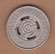 AC -  MIAMI TRANSIT COMPANY #2 TOKEN - JETON - Monetary/Of Necessity