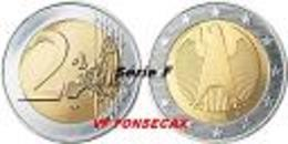 VF MOEDA DE 2  EUROS   ALEMANHA 2010 LETRA # A # - Alemania