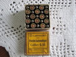 Boite De 25 Cartouches SFM - Other