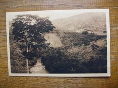 Carte Assez Rare , Ruanda , Sur Les Bords De L'akanyaru - Ruanda-Urundi