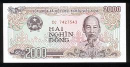 Vietnam 1988, 2000 Dong - UNC, Kassenfrisch - Vietnam