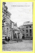 CPA 80 CORBIE (ar. Amiens) Château Et Usine Carrée (animée) N°46 - Corbie