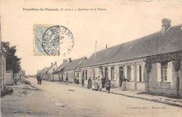28-TREMBLAY-LE-VICOMTE- QUARTIER DE LA MAIRIE - Autres Communes