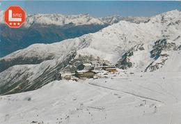 LOMBARDIA - PASSO DELLO STELVIO - RIFUGIO LIVRIO - EDIZ CARMINATI - VIAGGIATA 1980 - Alpinisme