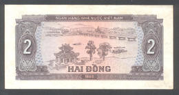 Vietnam 1980, 2 Dong - UNC, Kassenfrisch - Vietnam