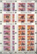 Kazakhstan, 1995, Birds Of Prey, MNH