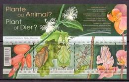 Belgie - 2015 - OBP -  ** Plant Of Dier - Insecten ** - Marijke Meersman - Neufs