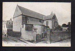 14  Bayeux / L'Eglise Saint Laurent - Bayeux