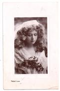 CPA Photo Actrice De Cinéma Danseuse Mabel Love édit Davidson Bros London New-York N°2475 - Acteurs