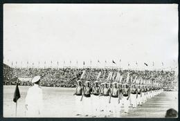 Foto, Beograd, Stadion, Ruderer, Militär, 1930, Foto ZSAK - Serbien