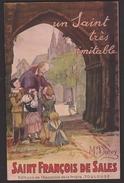 UN SAINT TRES IMITABLE - Saint-Francois-de-Sales - Fsacicule De 20p Illustré - 1937 - Coll. Les Saints De La Croisade - Religion