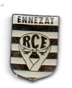 Pin's RUGBY CLUB RC ENNEZAT - Rugby