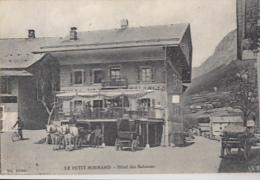 PETIT BORNAND        HOTEL DES BALANCES . - Frankrijk