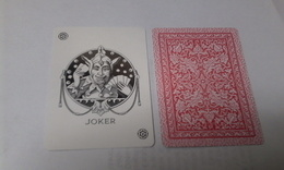 (029) - 3 Cart Joker - (voir Scaner) - Kartenspiele (traditionell)
