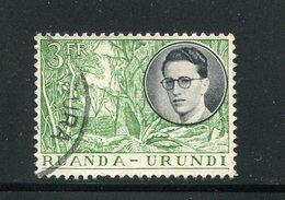 RUANDA-URUNDI- Timbre Oblitéré - Ruanda-Urundi