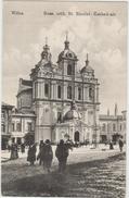 WILNA - RUSS. ORTH. ST. NICOLAI KATHEDRALE - Lituanie