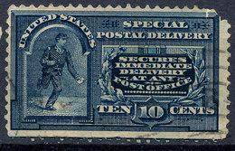 Stamp Us Scott? SPECIAL DELIVERY STAMPS 10c  Lot#29 - Oblitérés