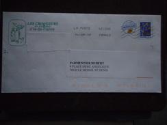 PAP - LES CROQUEURS De POMMES D'ILE DE FRANCE - Lettre Prioritaire 20 G - Postal Stamped Stationery