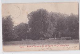 MOLEMBAIX (Hainaut Celles) - Parc Château Saint-Antoine 1903 - Celles