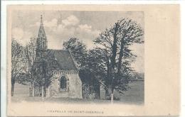 PAS DE CALAIS - 62 - ISBERGUES - Chapelle Miraculeuse De Ste Isbergue -  Précurseur - Isbergues