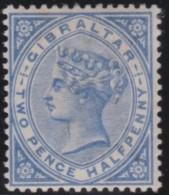 Gibraltar    .       SG     .     11         .        *    .     Ongebruikt   .    /    .   Mint-hinged - Gibraltar