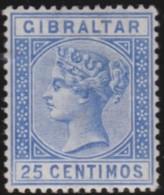 Gibraltar    .       SG     .    26a   .        *    .     Ongebruikt   .    /    .   Mint-hinged - Gibraltar