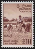 Ceylon    .       SG     .    465      .        **    .     Postfris   .    /    .    MNH - Ceylon (...-1947)