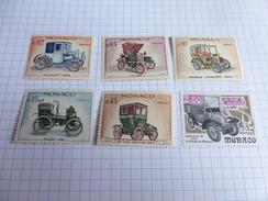 Peugeot, Fiat, Panhard Et Levassor, Renault, De Dion Bouton - 1961/1994 - Monaco - Voitures