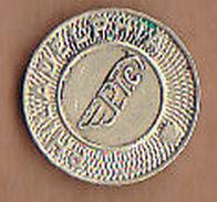 AC -  PHILADELPHIA PTC #2 GOOD FOR ONE FARE  TOKEN - JETON - Monetary/Of Necessity