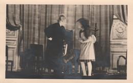 BRUXELLES - J'ai Deux Amours Le 10 Mars 1946 En La Salle Du Lion D'Or , Place Saint Géry   ( Carte-photo ) - Belgique