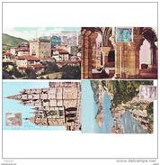 ESTMX1541STV-LFT1541TAPIT.Spain,Espagne,TARJETAS MAXIMAS.Pintura.ARTE,Edificios,iglesias.TURISTICA 1964 (Ed 1541/50) - Arte