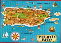 Postcard Puerto Rico  San Juan 1983 United States (9 X 13.2 Cm) - Etats-Unis