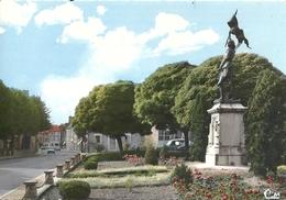 CPSM Saint-Pierre-le-Moutier Jeanne D'Arc - Saint Pierre Le Moutier