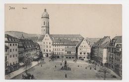 ALLEMAGNE - JENA Markt - Jena
