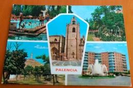 POSTAL CASTILLA LEON  PALENCIA - Palencia
