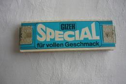 Tobacco,cigarette Paper, GIZEH Special - Autres