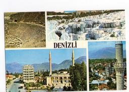 U319 Postcard: Denizli, Turkiye ( TURKEY ) _ Ed. Izmir 20 32 _ NOT WRITED - Turquie