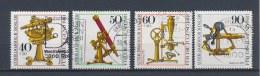 Duitsland/Germany/Allemagne/Deutschland Berlijn/Berlin 1981 Mi: 641-644 (Gebr/used/obl/o)(1646) - Gebraucht