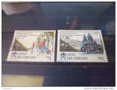 TIMBRE DU VATICAN.   YVERT N° 1043.1044 - Vatican