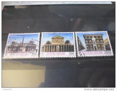 TIMBRE DU VATICAN.   YVERT N° 944+945+950 - Vatican