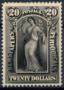 Stamp Us  Scott? NEWSPAPER STAMPS $20  Lot#46 - Unused Stamps