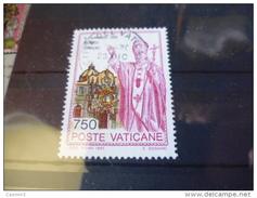TIMBRE DU VATICAN.   YVERT N° 916 - Vatican