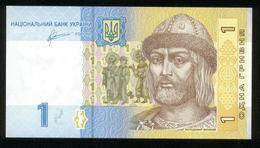 Ukraine 2011, 1 Hrywnja, Hryvnia - UNC - Ukraine