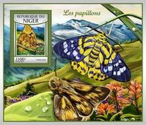 Niger - Postfris / MNH - Sheet Vlinders 2017 - Niger (1960-...)