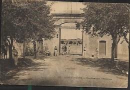 Constantine 1905 Quartier Des Chasseurs Légionnaire Algérie - Constantine