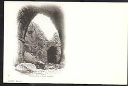Constantine Pont Naturel Algérie - Constantine
